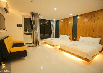 Khách Sạn 2 Sao Vũng Tàu Bãi Sau