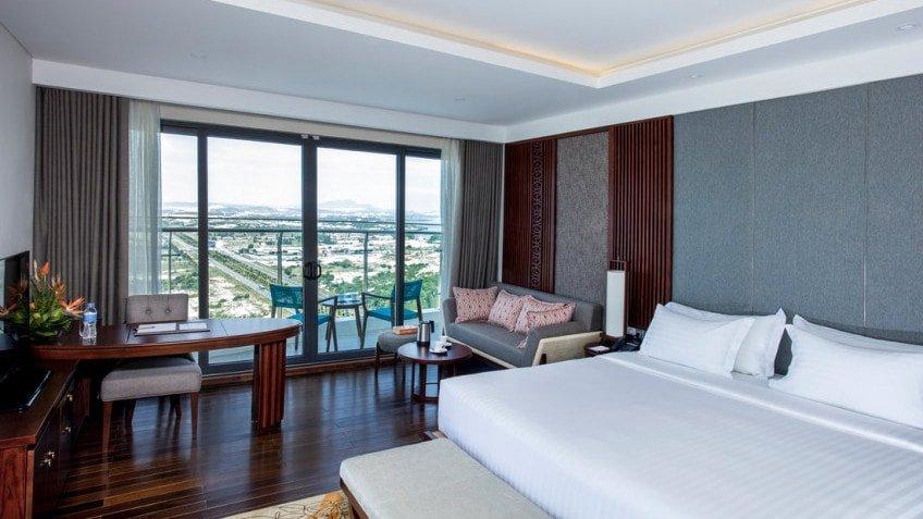 Khách Sạn Nha Trang Bãi dài - Duyên Hà Resort Cam Ranh Nha Trang