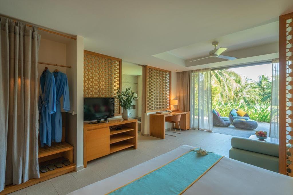 Khách Sạn Nha Trang Có Bãi Dài - Mia Resort Nha Trang