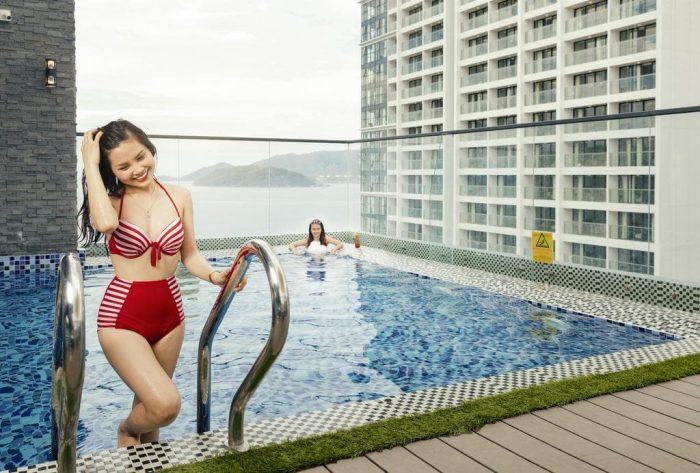 Khách sạn Nha Trang view biển giá rẻ
