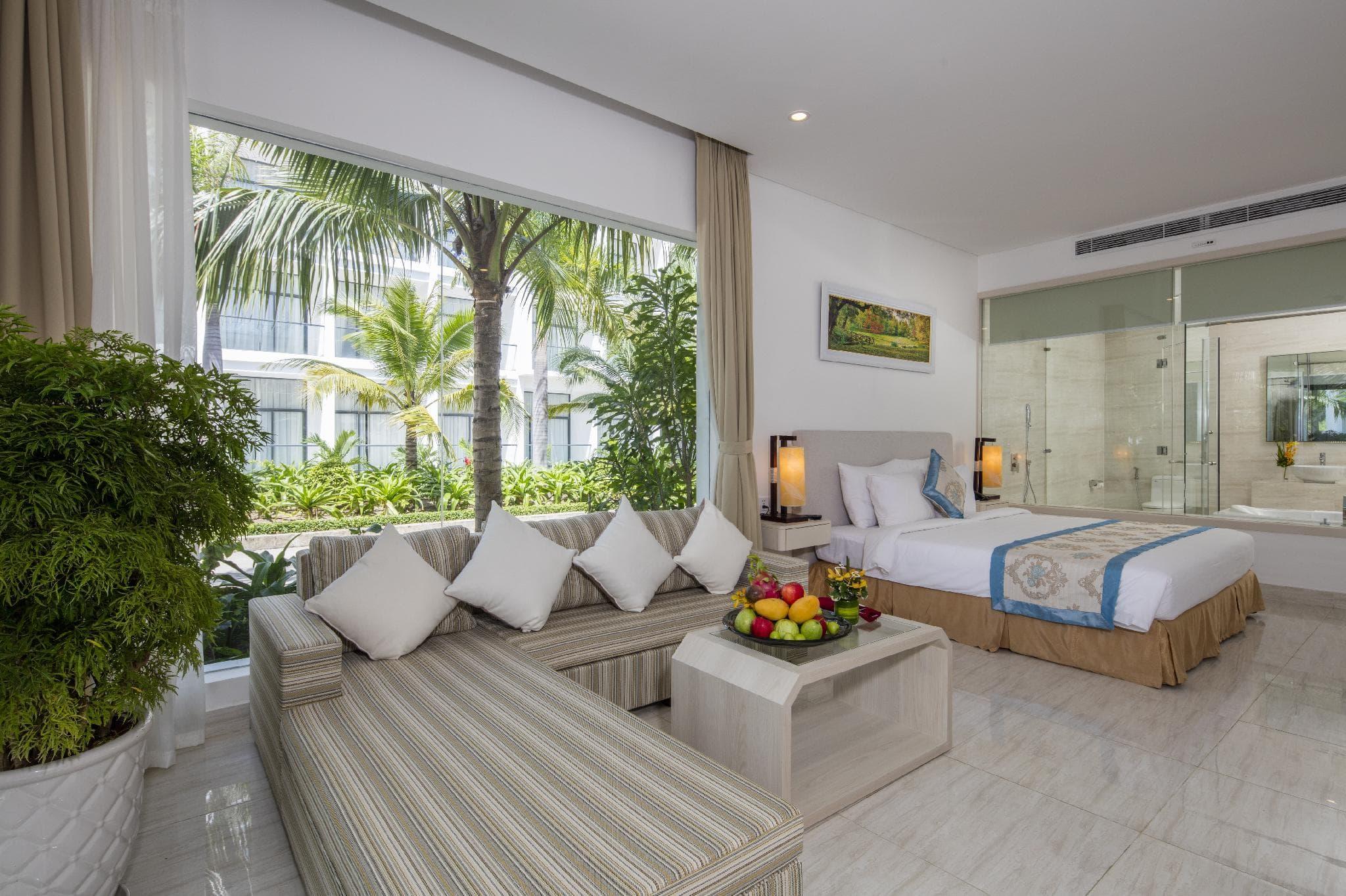 Resrot Nha Trang Có Bãi Biển Riêng - Diamond Bay Condotel – Resort Nha Trang
