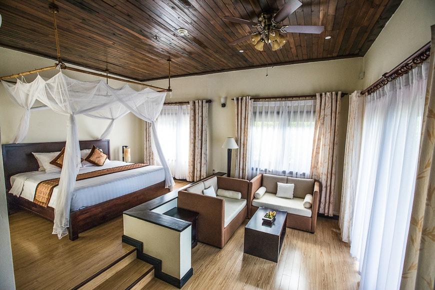 Resort Nha Trang Có Bãi Biển Riêng - Diamond Bay Resort & Spa Nha Trang