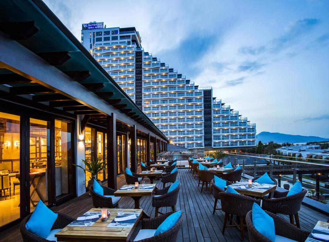Resort Nha Trang 5 Sao - Duyen Ha Resort Cam Ranh Nha Trang