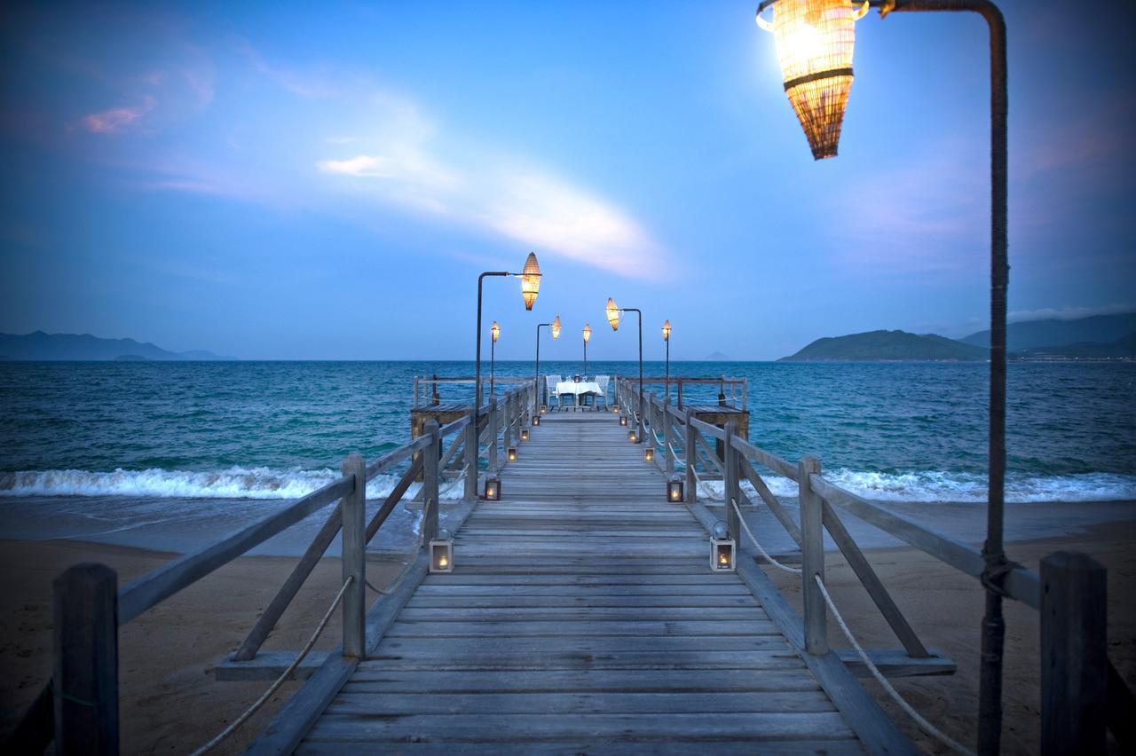 Resort Nha Trang Có Bãi Biển Riêng - Evason Ana Mandara Resort Nha Trang