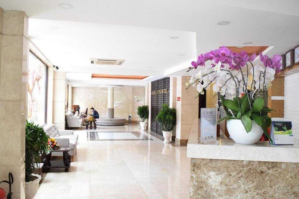 khách sạn ở Sài Gòn Quận 1