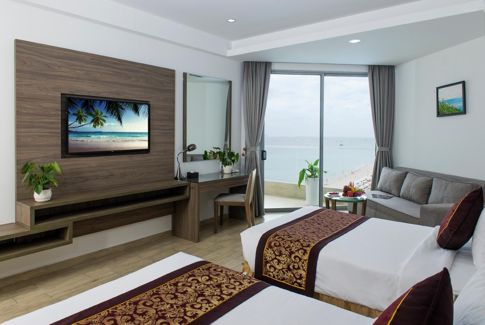 Resort Nha Trang 5 Sao - Golden Peak Resort & Spa Nha Trang