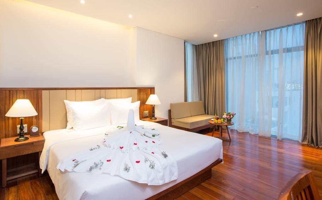 Khách Sạn Nha Trang Có Bể Bơi Vô Cực - Green Beach Hotel Nha Trang