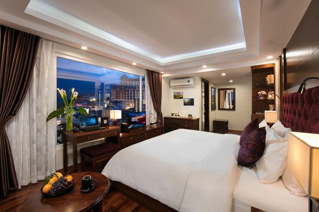 Khách Sạn Nha Trang Có Bể Bơi Vô Cực - Nha Trang Horizon Hotel