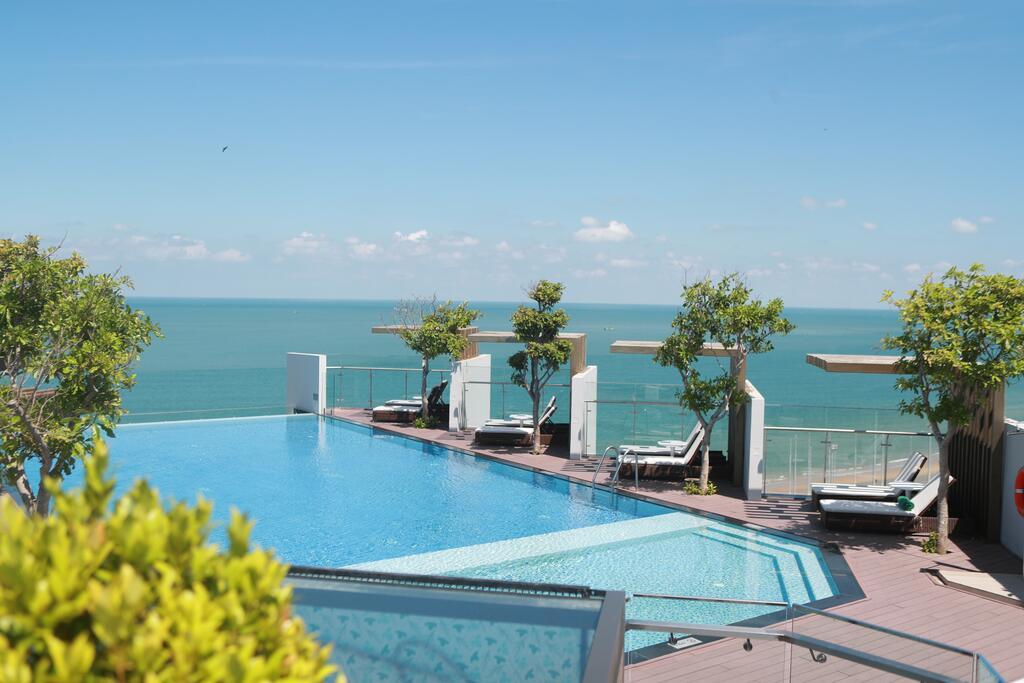 Khách Sạn Vũng Tàu Bãi Sau Có Hồ Bơi
