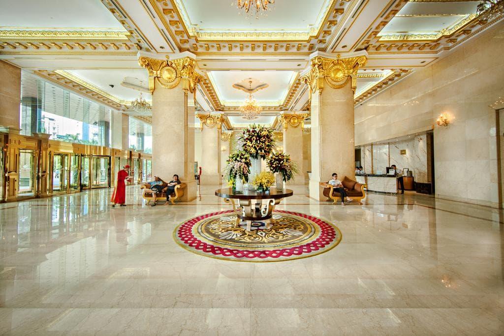 Khách sạn 5 sao Hà Nội Cầu Giấy