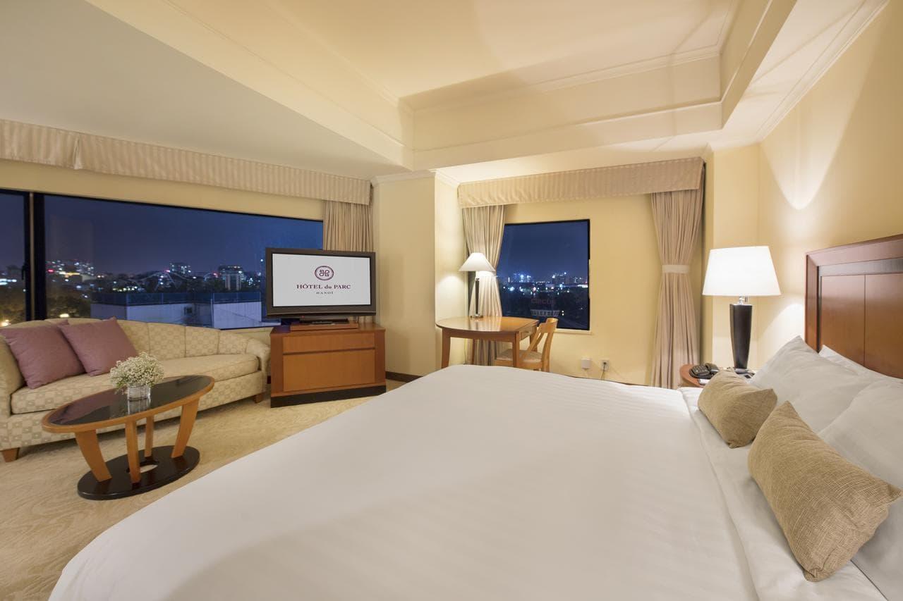 Khách sạn 5 sao quận Hai Bà Trưng Hà Nội