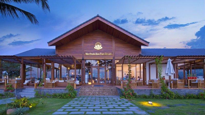 Khách Sạn Nha Trang Gần Biển - MerPerle Beach Hotel Nha Trang