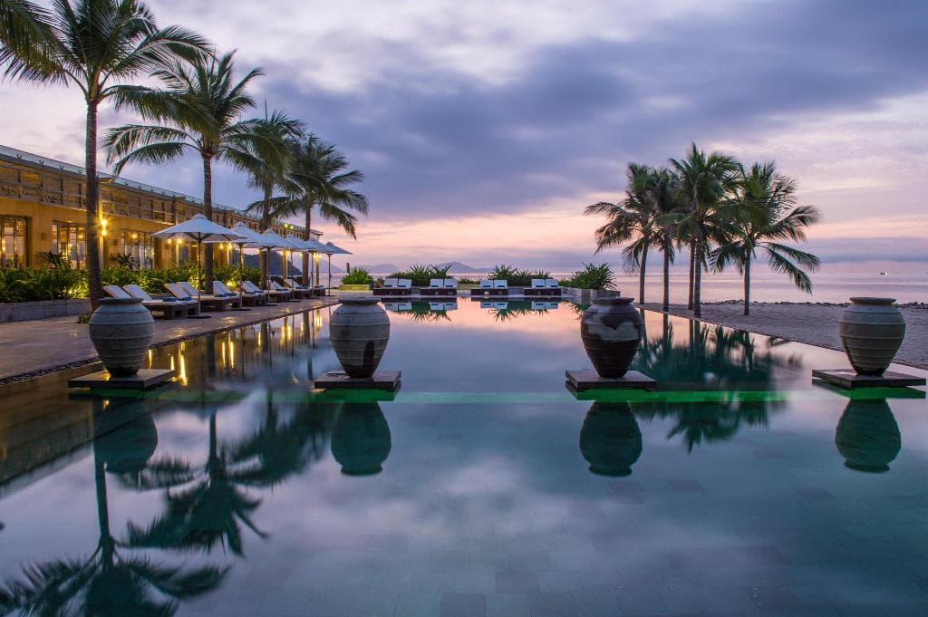 Resort Nha Trang Có Bãi Biển Riêng - Mia Resort Nha Trang