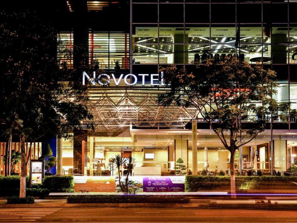 Khách Sạn 4 sao Đẹp Ở Nha Trang - Hotel Novotel Nha Trang