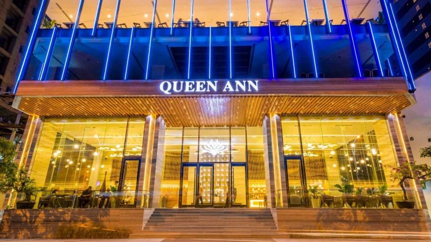 Khách Sạn Nha Trang Mặt Biển - Queen Ann Nha Trang Hotel