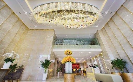 Khách Sạn 4 Sao Đẹp Ở Nha Trang - Rosaka Nha Trang Hotel