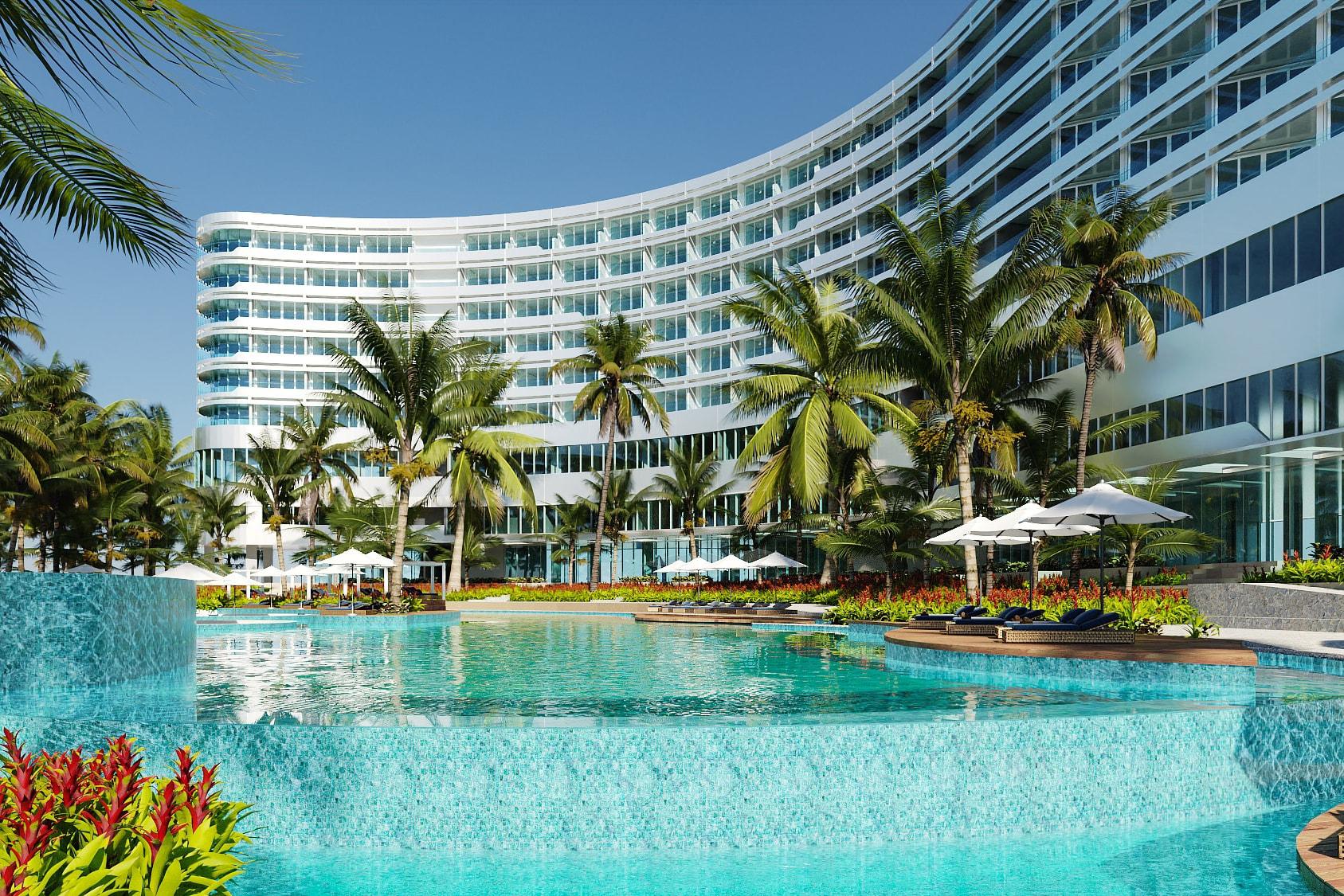 Resort Nha Trang 5 Sao - Selectum Noa Resort Cam Ranh Nha Trang