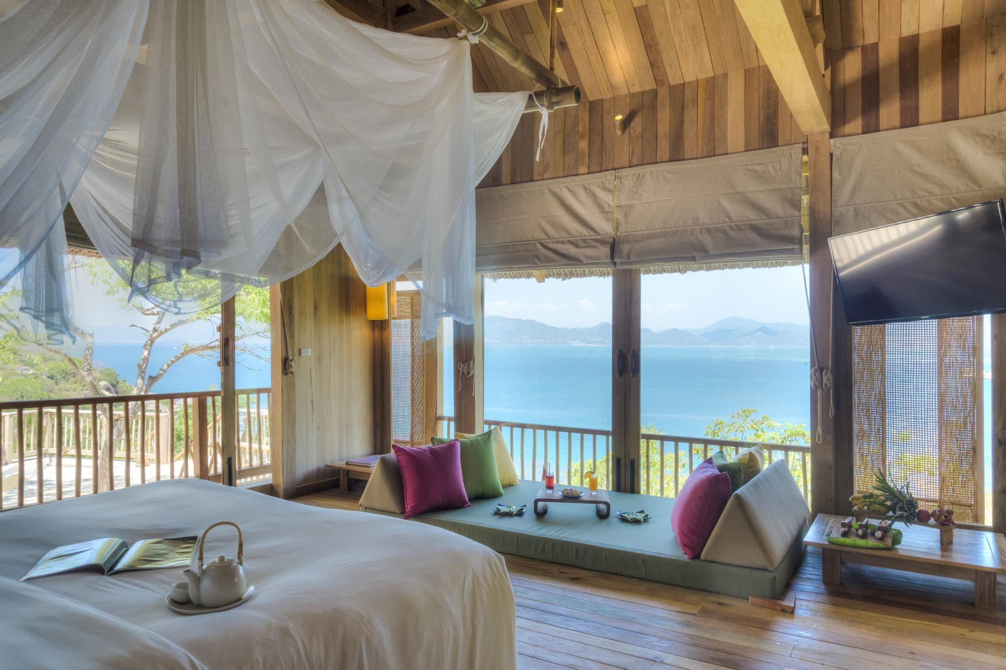 Resort Nha Trang 5 Sao - Six Sences Ninh Van Bay Nha Trang