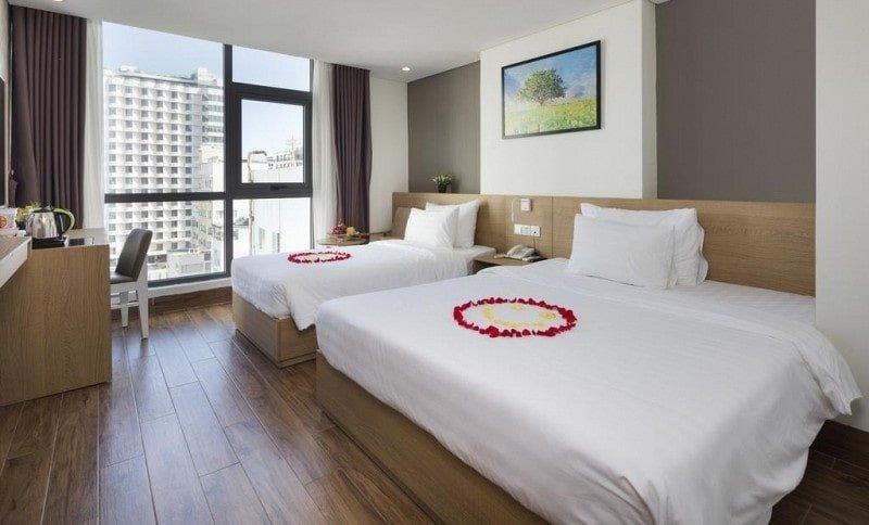 Khách Sạn 4 Sao Đẹp Ở Nha Trang - Smile Hotel Nha Trang
