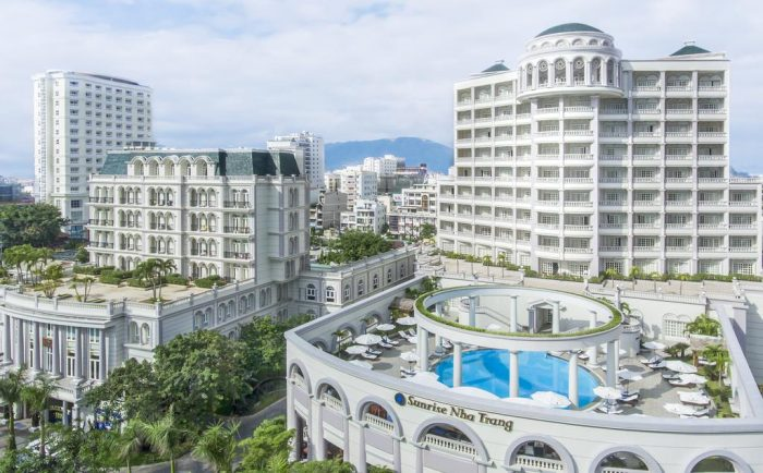 Khách sạn Nha Trang có chỗ đậu xe