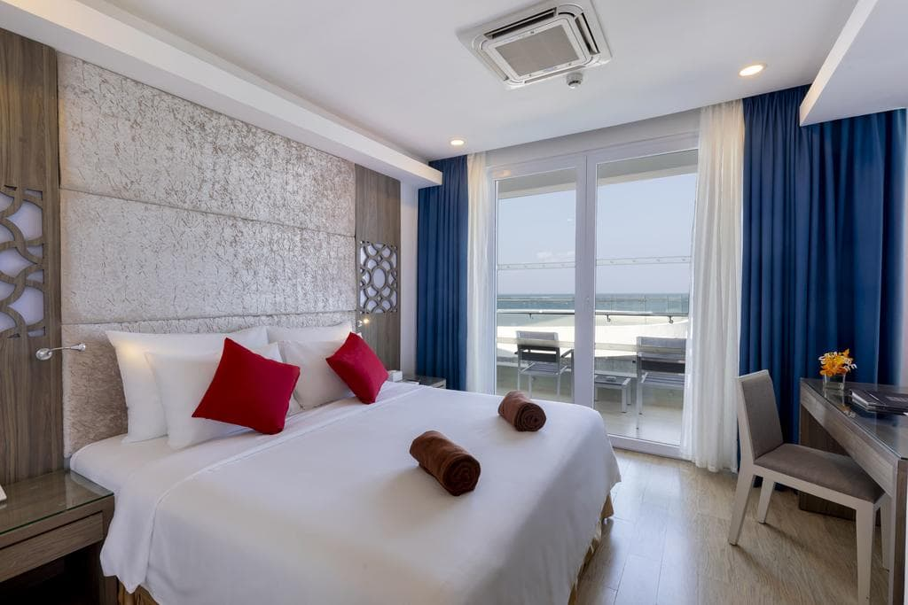 Resort Nha Trang 5 Sao - Swandor Cam Ranh Resort Nha Trang