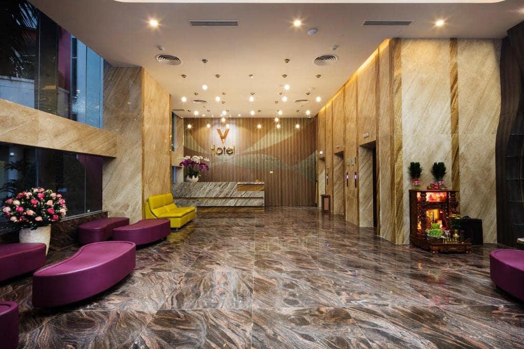Khách Sạn 4 Sao Đẹp Ở Nha Trang - V Hotel Nha Trang