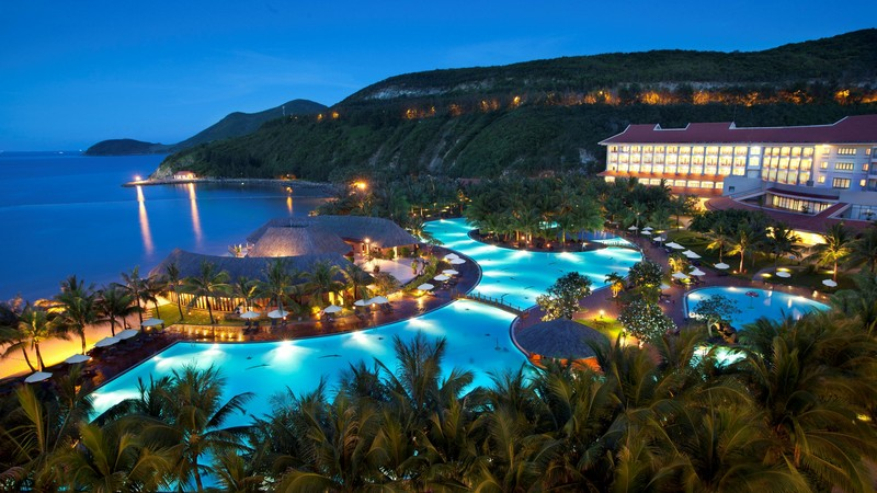 Resort Nha Trang Có Bãi Biển Riêng - Vinpearl Resort & Spa Nha Trang