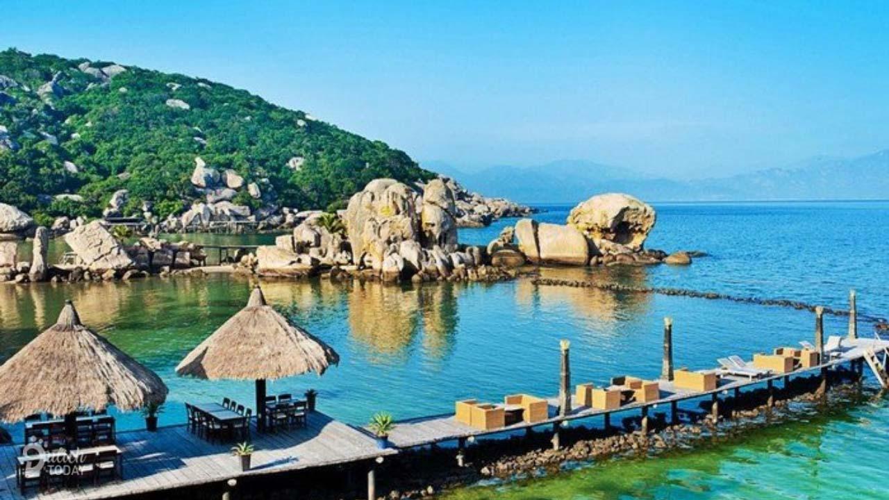 Resort Nha Trang 4 Sao - Yến Bay (Ngọc Sương) Resort Nha Trang