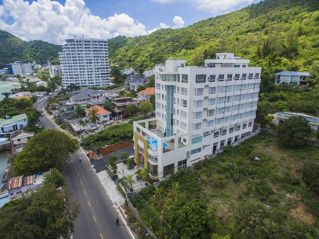 Khách Sạn Vũng Tàu đường Trần Phú