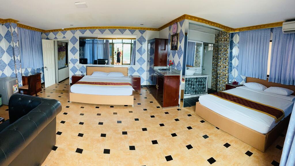 Khách Sạn Vũng Tàu Hướng Biển
