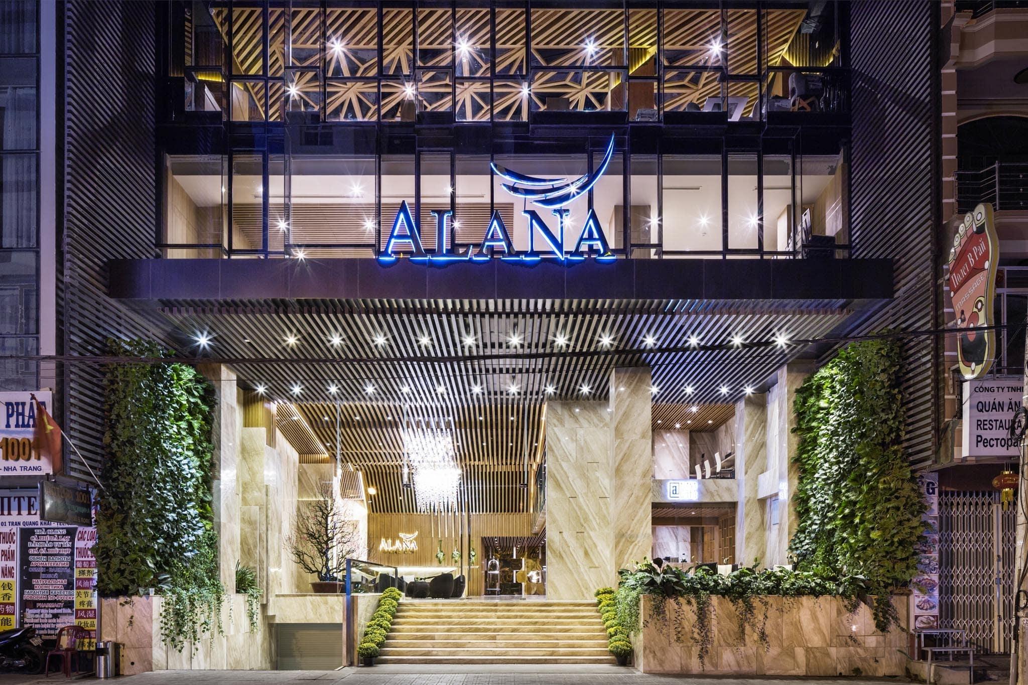 Khách Sạn Nha Trang Hướng Biển - Alana Nha Trang Beach Hotel