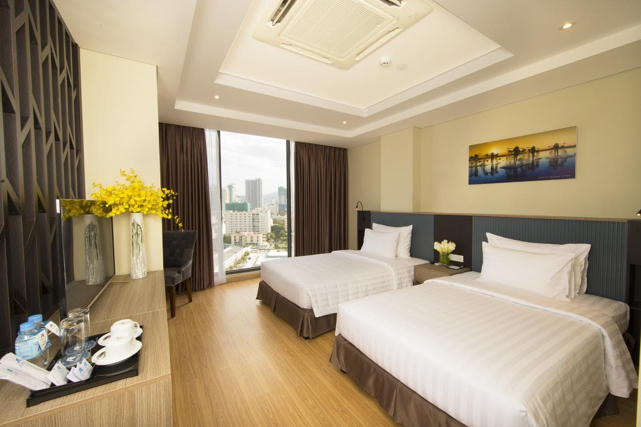 Khách Sạn Nha Trang Gần Biển - Areca Hotel Nha Trang