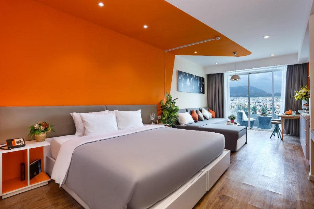 Khách Sạn Nha Trang Hướng Biển - Ariyana SmartCondotel Nha Trang