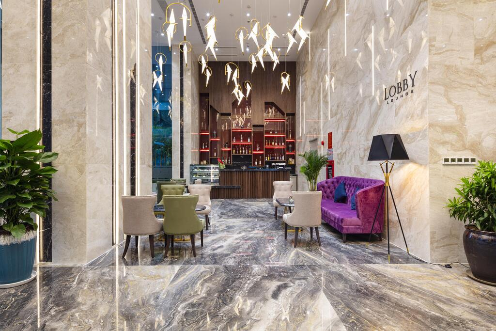 Khách sạn Nha Trang Gần Trung Tâm - The Art Nest Hotel Nha Trang