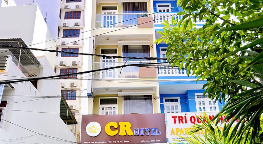 Khách Sạn Nha Trang Hướng Biển - CR Hotel Nha Trang