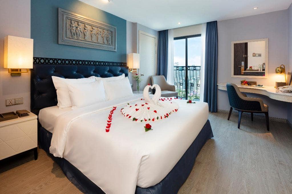 Khách Sạn Nha Trang Gần Trung Tâm - Erica Nha Trang Hotel