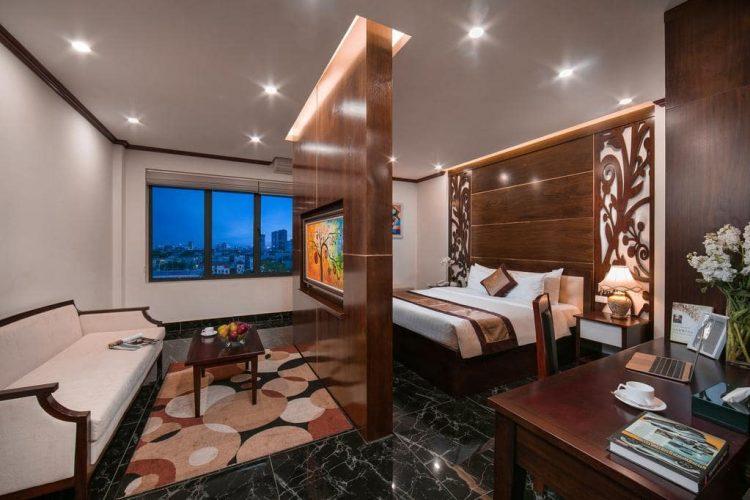 khách sạn 3 sao cầu giấy hà nội