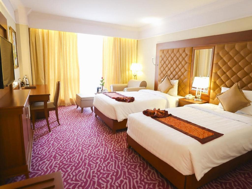 khách sạn 4 sao quận ba đình hà nội