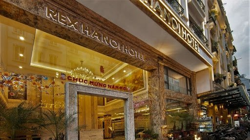 khách sạn 4 sao trung tâm hà nội
