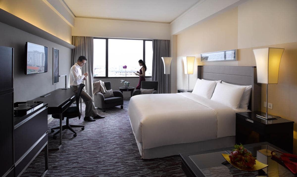 khách sạn hồ chí minh quận tân bình