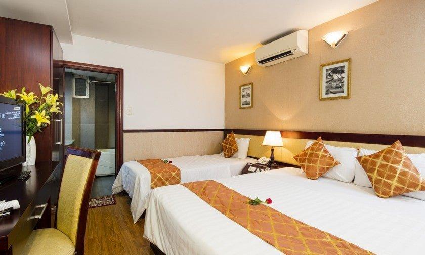 Khách Sạn Nha Trang Hướng Biển - King Town Hotel Nha Trang