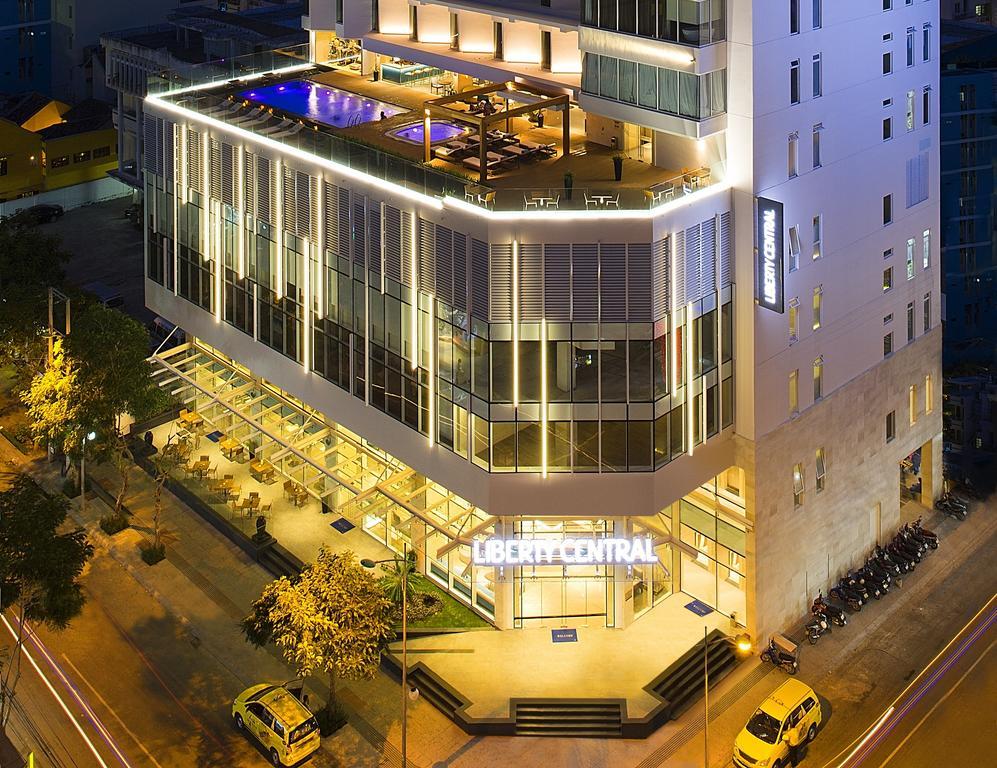 Khách Sạn Nha Trang Gần Trung Tâm - Liberty Central Nha Trang Hotel