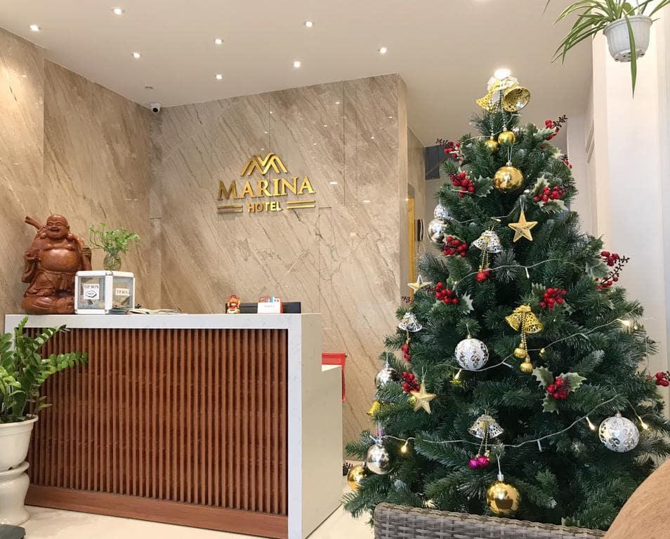 Khách Sạn Nha Trang Gần Biển - Marina Nha Trang Hotel