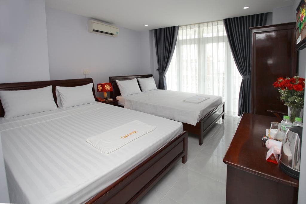 Khách sạn Nha Trang Gần Biển - Nhatrang Cozy Hotel