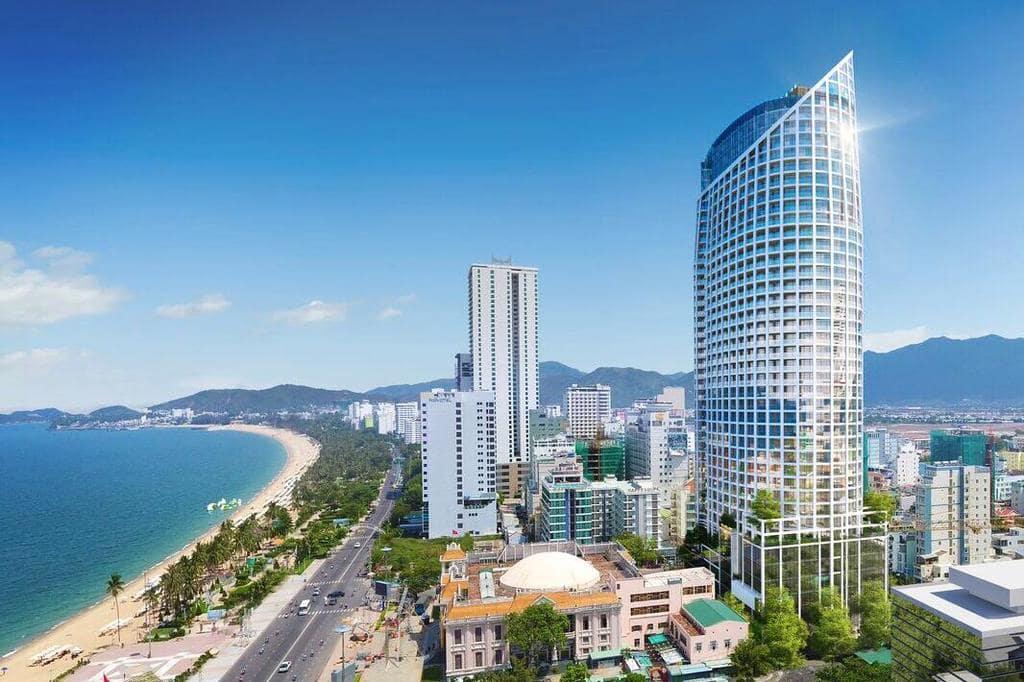 Khách Sạn Nha Trang Gần Trung Tâm - Panorama Grand Beach Nha Trang