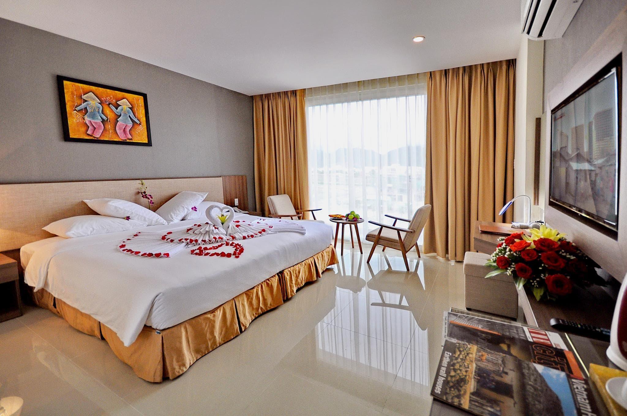 Khách Sạn Nha Trang Gần Biển - Rigel Hotel Nha Trang