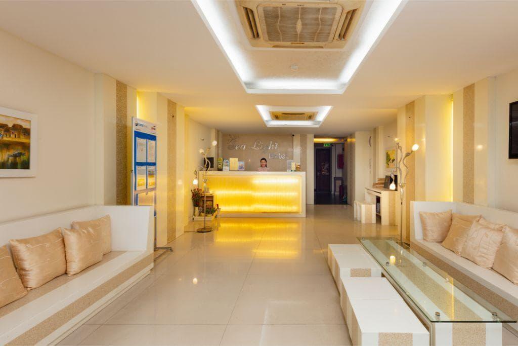 Khách sạn Nha trang Gần Trung Tâm - Sealight Hotel Nha Trang