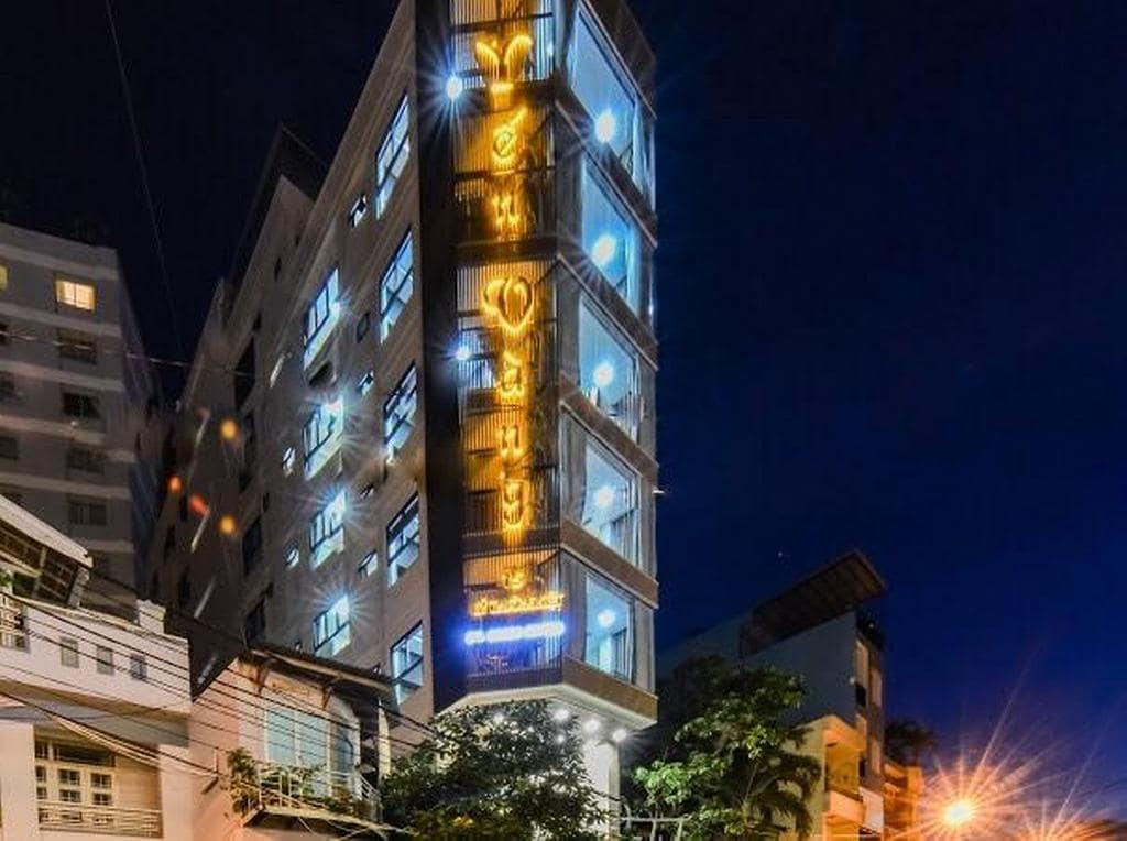 Khách Sạn Gần Bến xe Nha Trang - AHA Yen Vang Hotel & Apartment Nha Trang