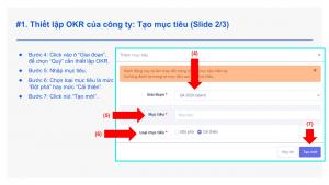 Phần Mềm OKR – MyOKR.online