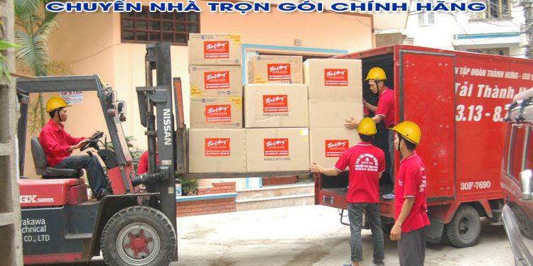 Công ty chuyển nhà Sài gòn Thành Hưng
